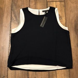 Sleeveless Blouse by BR - NWT